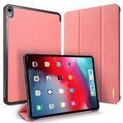Dux Ducis Tri-Fold Fodral till iPad Pro 12.9 2018 - Rosa