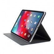 JFPTC Tygmönster Tablet Fodral till iPad Pro 12.9 (2018) - Blå