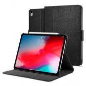 Spigen Stand Folio iPad Pro 12,9 2018 Svart