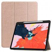 Tri-Fold Tablet Fodral till iPad Pro 12.9 (2018) - Roséguld