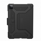 Metropolis Series Case iPad Pro 12.9 2020 Black