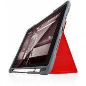 STM Dux Plus (iPad Pro 12,9 gen 1/2) - Blå
