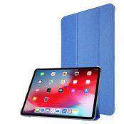 Trolsk Tri-fold Flip Case (iPad Pro 12,9) - Blå
