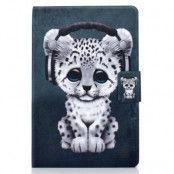 """Fodral med Stativfunktion för iPad 10.2"""" 2019 - Leopard"""