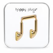 Happy Plugs Earbud (Guld)