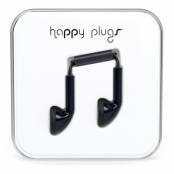 Happy Plugs Earbud (Svart)