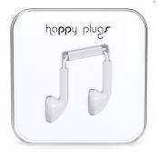 Happy Plugs Earbud (Vit)