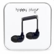 Happy Plugs In-Ear (Svart)