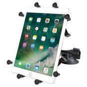 Ingen förpackning: RAM Mount X-Grip Twist-Lock Dual Suction (iPad)