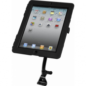 Maclocks Flex Arm with Executive Enclosure (iPad) - Svart