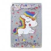 Quicksand Glitter Unicorn Case (iPad)