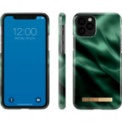 iDeal of Sweden Satin Case (iPhone 11 Pro Max) - Emerald Satin