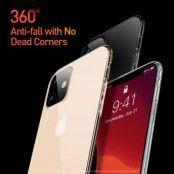 Baseus Safety Airbags Skal för iPhone 11 Pro - Svart