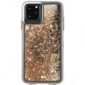 Case-Mate Waterfall Case (iPhone 11 Pro) - Guld