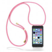 CoveredGear Necklace Case iPhone 11 Pro - Pink Cord