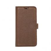 Essentials Plånboksfodral till iPhone 11 Pro- brun