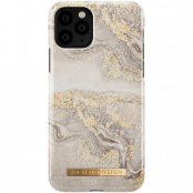 Ideal Fashion Case iPhone 11 Pro - Sparkle Greige Marble