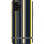 Richmond & Finch Navy Stripes (iPhone 11 Pro)