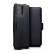 Terrapin | Äkta Läder Low Plånboksfodral iPhone 11 Pro - Svart