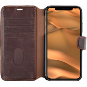 Champion Slim Wallet Case (iPhone 11) - Brun