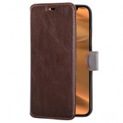 Champion Slim Wallet Case iPhone 11 Brun