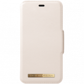 Ideal Fashion Wallet iPhone 11- Beige
