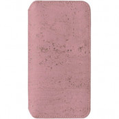 Krusell Birka PhoneWallet (iPhone 11) - Rosa