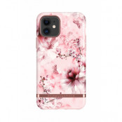 Richmond & Finch Pink Marble Floral (iPhone 11)