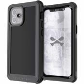 Ghostek Nautical3 Vattentätt skal till iPhone 12 Mini - Svart