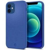 SPIGEN Cyrill Silikon Skal iPhone 12 Mini - Linen Blue