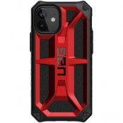 UAG Monarch Skal iPhone 12 Mini - Crimson