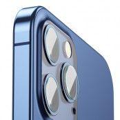 0.25mm Härdat Glas Linsskydd iPhone 12 Pro/12 Pro Max (2-pack)
