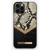 iDeal of Sweden Atelier Midnight Python (iPhone 12 Pro Max)