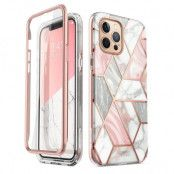 SupCase | Cosmo Skal iPhone 12 Pro Max - Marble