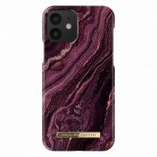 Fashion Case iPhone 12/12 Pro Golden Plum