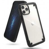 RINGKE Fusion X iPhone 12 & 12 Pro - Svart