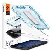 SPIGEN Ez Fit 2-Pack Härdat Glas.Tr iPhone 12 & iPhone 12 Pro