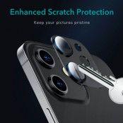 ESR Härdat glas Kameralins 2-Pack iPhone 12