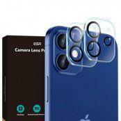 Esr - Linsskydd Härdat Glas 2-Pack iPhone 12 - Clear