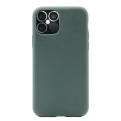 Puro Biodegradable Och Compostable Skal iPhone 12 & 12 Pro - Light Green