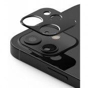 RINGKE Camera Styling iPhone 12 Svart