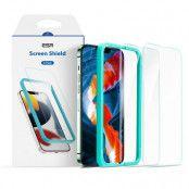 ESR 2-Pack Screen Shield Härdat glas iPhone 13 Mini - Clear