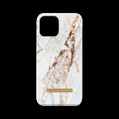 Onsala Soft Mobilskal iPhone 13 Pro Max - Vit Rhino Marble