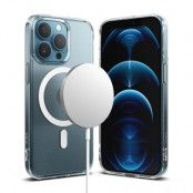 Ringke Mobilskal Fusion Magnetic Magsafe iPhone 13 Pro Max - Matte Clear