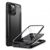 Supcase Clayco Xenon Skal iPhone 13 Pro Max - Svart