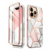 Supcase Cosmo Skal iPhone 13 Pro Max - Marble