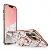 Supcase IBLSN Cosmo Snap iPhone 13 Pro Max - Marble Rosa