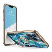 Supcase IBLSN Cosmo Snap iPhone 13 Pro Max - Ocean Blå