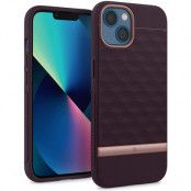 Spigen Caseology Parallax Mobilskal iPhone 13 - Burgundy