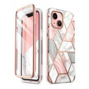 Supcase Cosmo Skal iPhone 13 - Marble